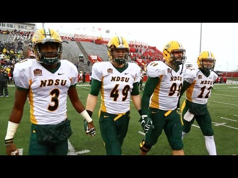 NDSU Football Claims Valley Football Title Outright With 20-7 Win at Illinois State