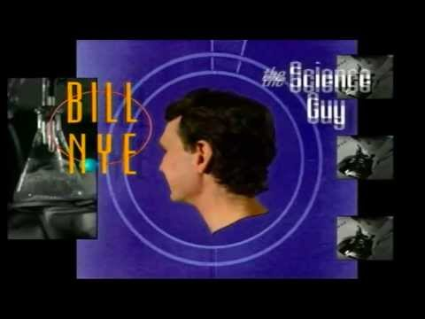 Bill Nye: The Science Guy [Original Intro] ᴴᴰ