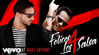 Maluma - Felices los 4 (Salsa Version)[Audio] ft. Marc Anthony thumbnail