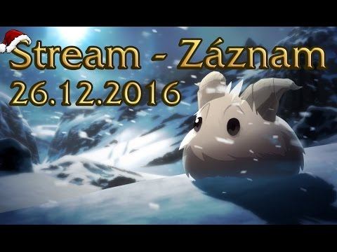 League of Legends - Záznam streamu (Lee Sin, Twitch, Darius, Jarvan IV, Lux)