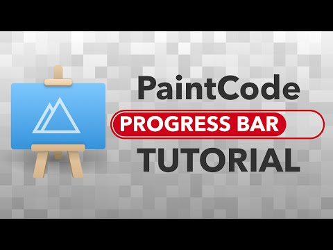 Create a progress bar with PaintCode