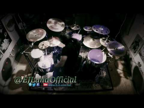 In This Moment - Sick Like Me - Drum Cover by EJ Luna Official