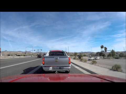 Heading into Bullhead City AZ,