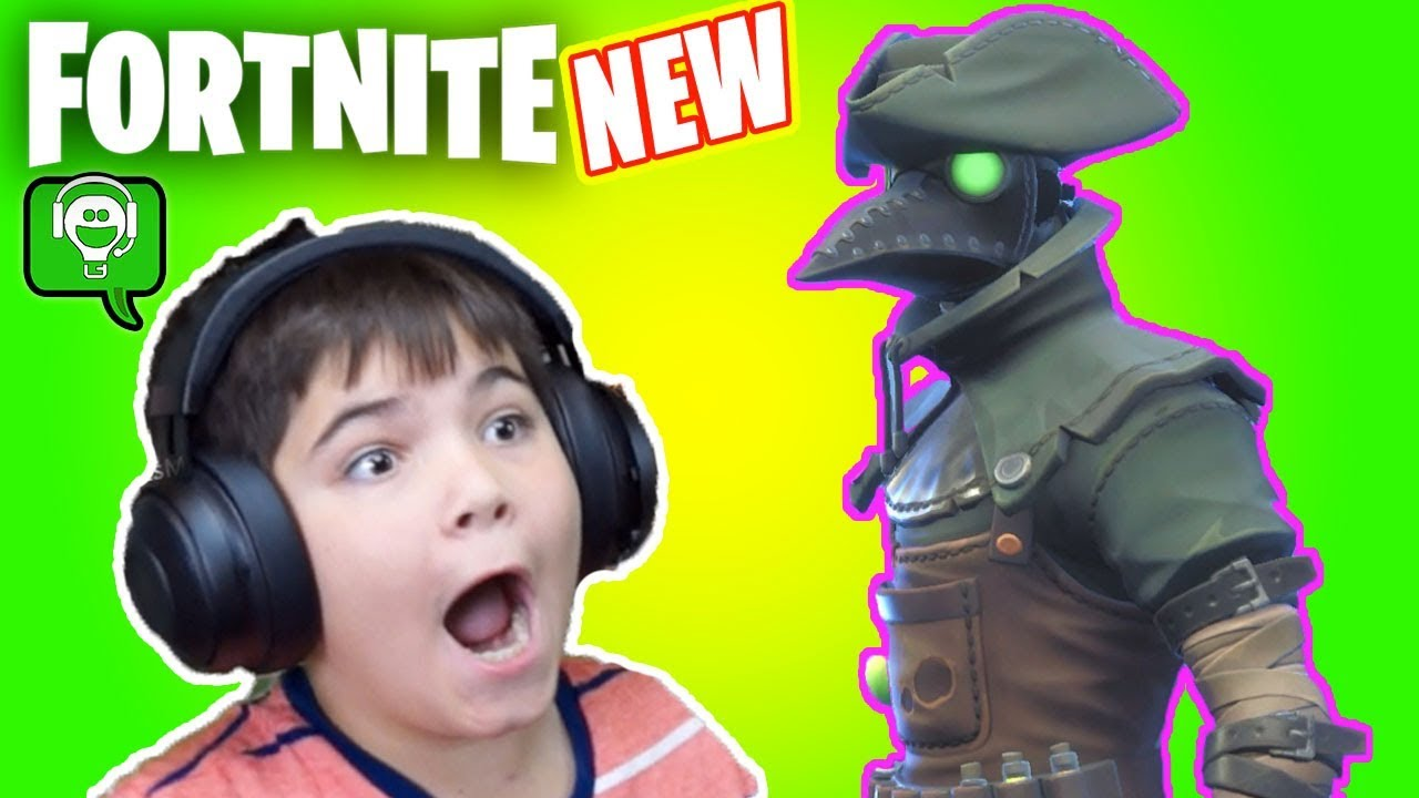 Fortnite plague skin with hobbypig and hobbyfrog youtube - Fortnite plague skin ...