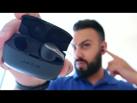 Jabra Elite 65t Wireless Earbuds Review Youtube