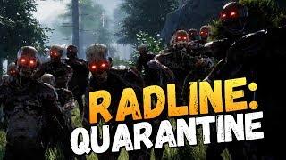 RadLINE Quarantine - НОВОЕ ВЫЖИВАНИЕ В МИРЕ ЗОМБИ!