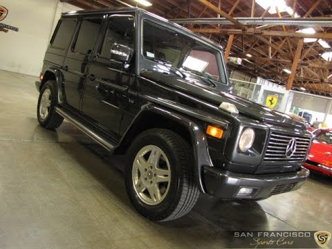 2003 mercedes benz g500 suv for sale youtube for 2003 mercedes benz suv