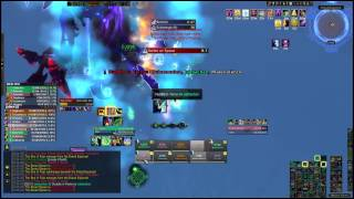 The Machine vs Heroic: Sha of Fear (10-man) - Monk Mistweaver PoV