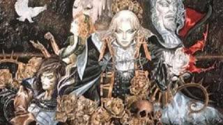 Castlevania Sotn - Wood Carving Partita By Alex Alucard D.g.