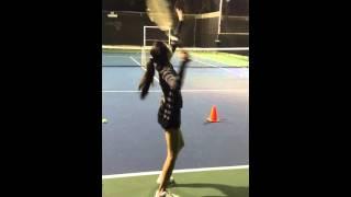 Sophie Tennis Lesson Thumbnail