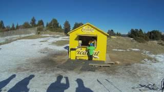 Visitamos la Estación de La Molina