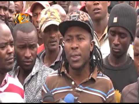 Government urged to absorb youth rendered jobless by 90 day ban in Molo