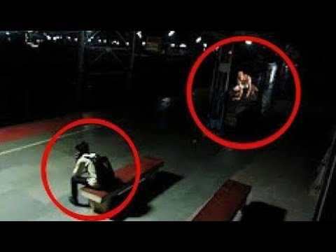 5 Ghost Videos  Caught On Tape From Haunted Railway Stations - Hot Trend  - Ep 84