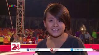 TÀI NĂNG XIẾC 9 TUỔI MANG HAI QUỐC TỊCH - Tin Tức VTV24