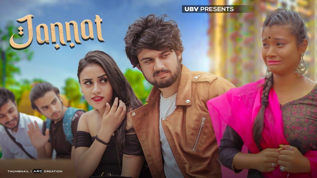 Jannat | Allah Di Kasam | College Girl Sad Love Story | B Praak | By Unknown Boy Varun