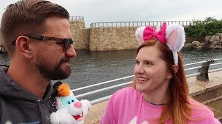We Went To Tokyo Disney Sea! | Giant Volcano, Trip Planning FAIL & Cute Character Interactions!