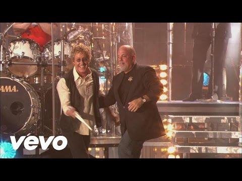 Billy Joel - My Generation (from Live at Shea Stadium) ft. Roger Daltrey