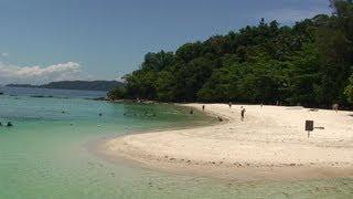 Malaysia / Borneo-Sabah - Tunku Abdul Rahman Park