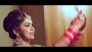 2016 | Best Indian Punjabi Sikh Cinematic Wedding | Harjot I Love Mandeep |