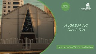 Escola Bíblica Dominical (16/08/2020) | Igreja Presbiteriana de Catanduva