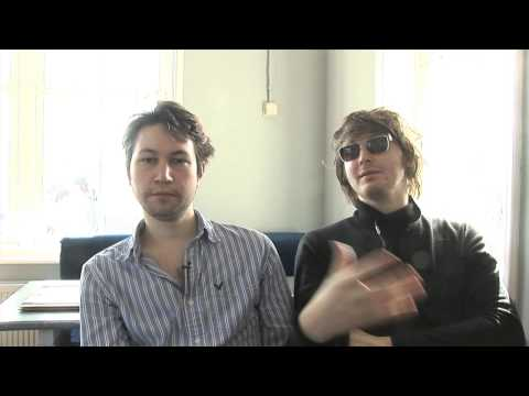 Palma Violets interview - Samuel and Jeffrey (part 2)
