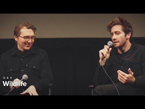 Paul Dano & Jake Gyllenhaal | Wildlife Q&A
