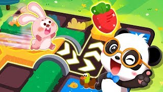 Little Panda's Pet Line Puzzle | Kids Math | Children Learning | Game Trailer | BabyBus