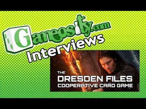 Interview with Tess Snider On The Digital Dresden Files Cooperative Card Game