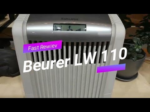 ?????????? ??????? Beurer LW 110 ????? | Rewiev