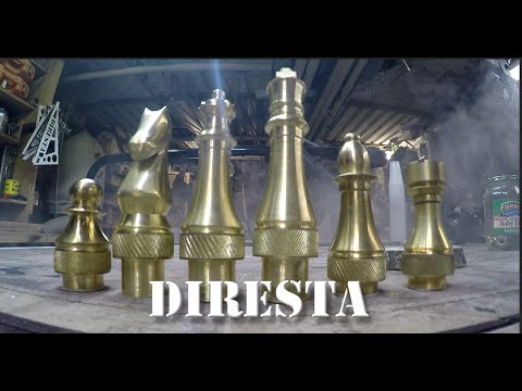 ✔  DiResta Chess Set