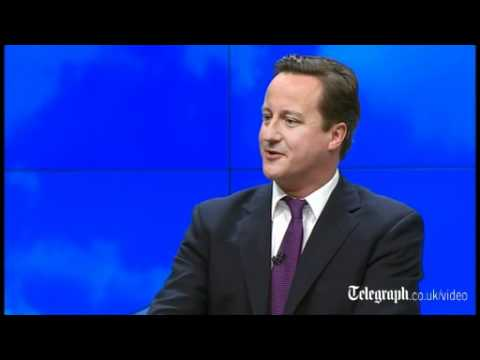 'Let's deal with debt': David Cameron's speech to 2011 Conservative Party Conference
