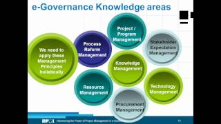 Harnessing the Power of Project Management in e-Governance