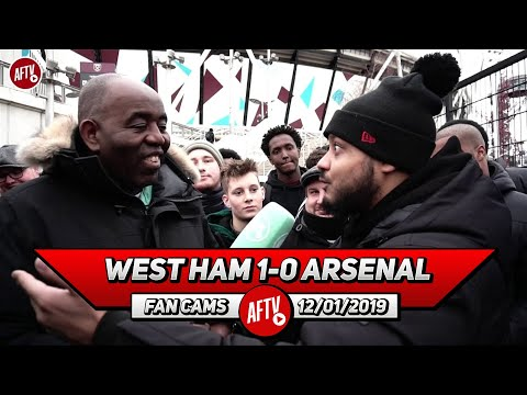 West Ham 1-0 Arsenal | Where Was Aubameyang Today?! (Troopz) Mp3