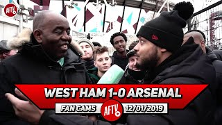 West Ham 1-0 Arsenal | Where Was Aubameyang Today?! (Troopz)
