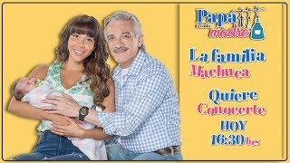 ¡Revive la plática con Nerón y Flor Ivonne de Papá a toda madre! |Televisa