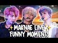 BTS MAKNAE LINE FUNNY MOMENTS