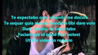 "Te expectabo - Violetta e Tomas (LATIN TRANSLATION OF ""Te esperare"")"