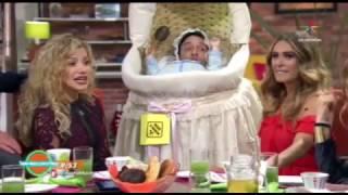 @FannyLu en el programa HOY del Canal de las Estrellas | Televisa