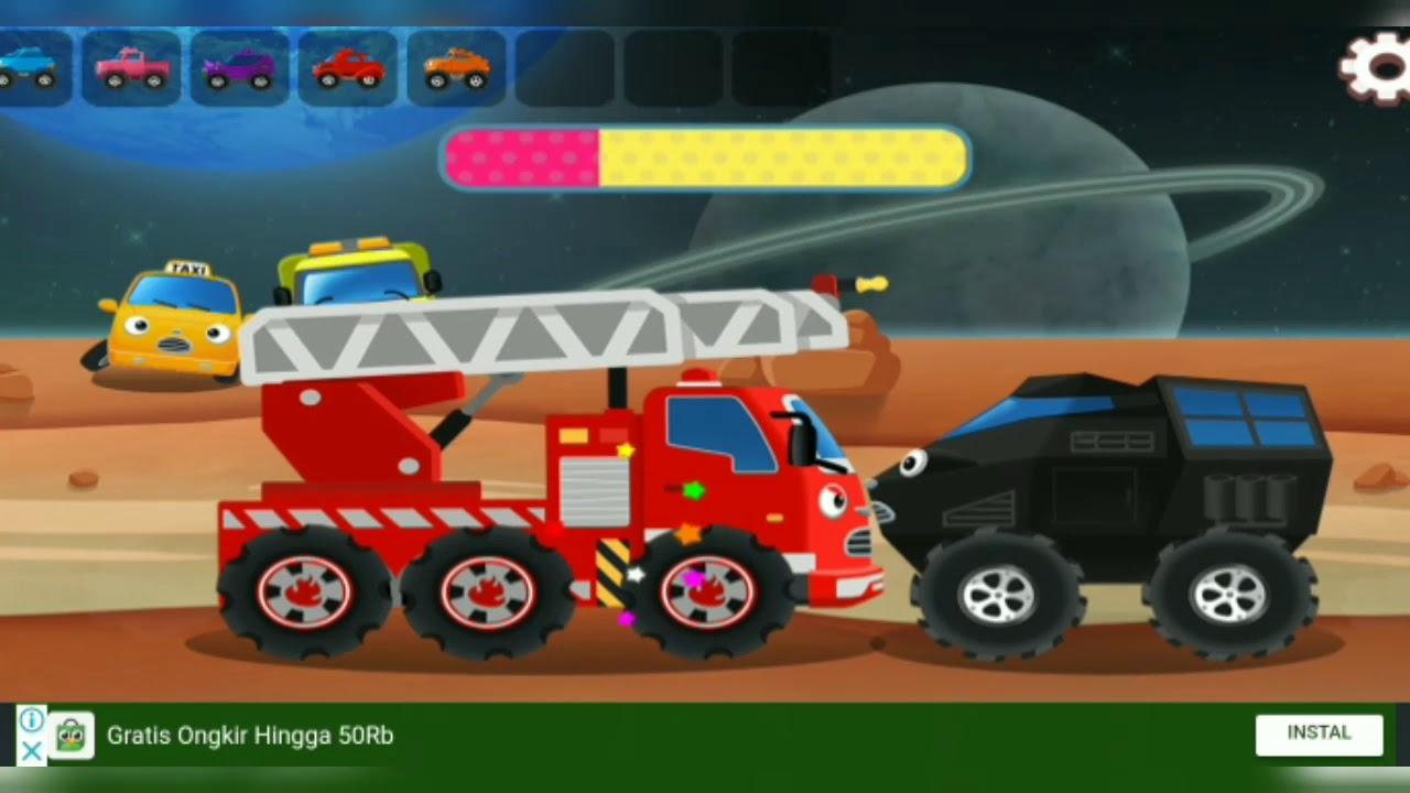 Tayo Truck Monster Permainan Anak Yang Paling Seru Game Online Game Android Youtube