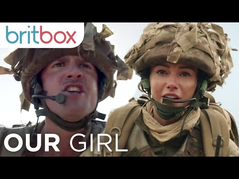 Download Georgie Disobeys Captain's Orders and Puts Herself in Danger   Our Girl