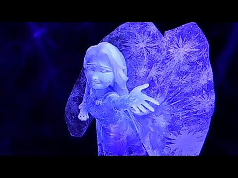 Elsa Unfreezes And Saves Arendelle HD Frozen 2