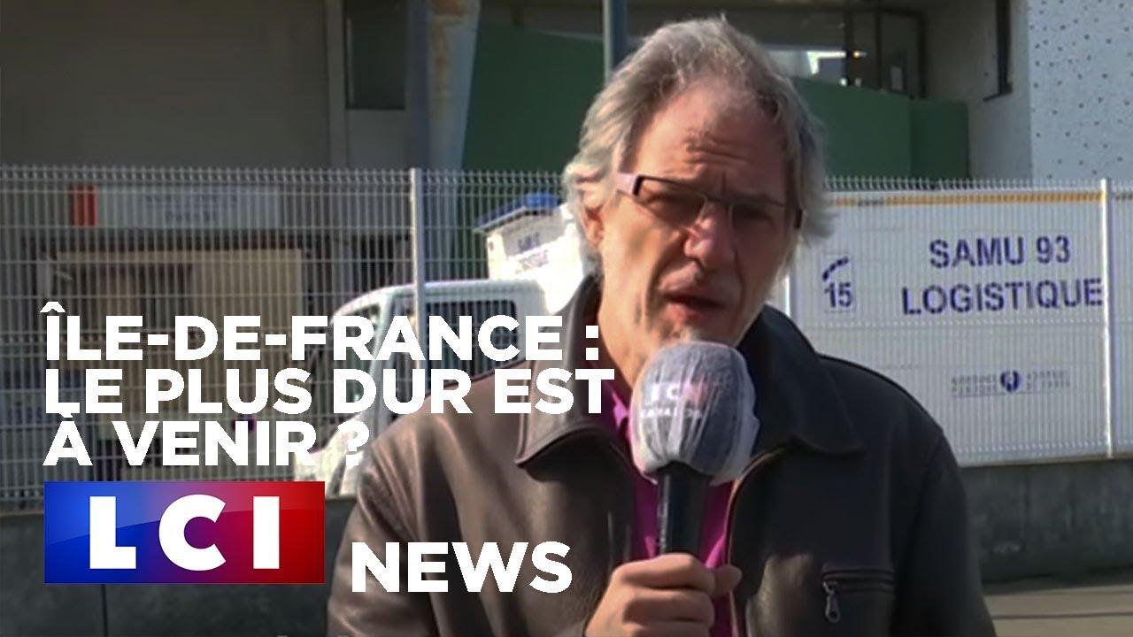 Coronavirus : Presque plus de places de réanimation en Ile-de-France