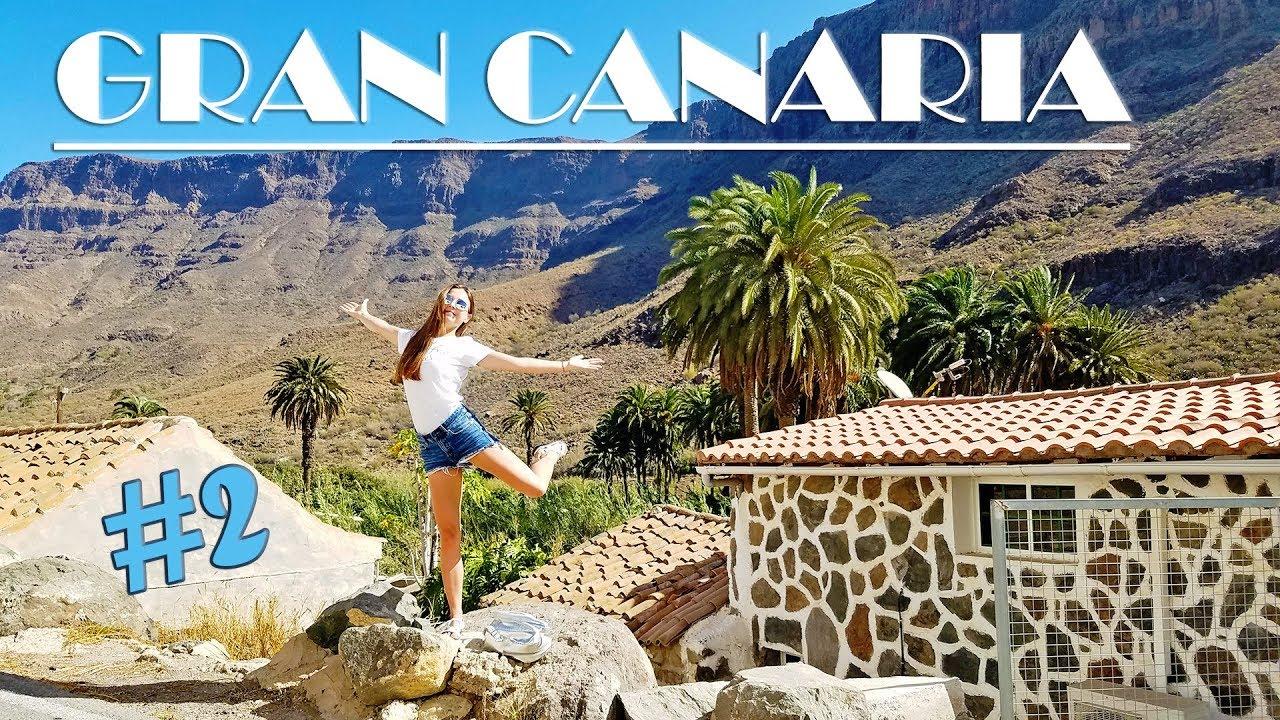 Гран Канария - ОТДЫХ на Канарских островах | Часть 2