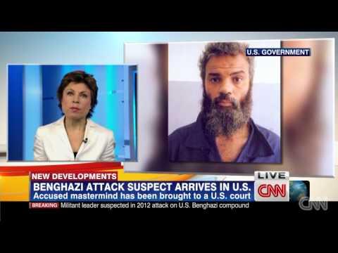 Benghazi killings suspect Abu Khatallah now in U.S.