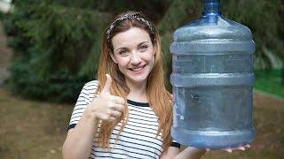 21 Litre Su İçtim! | Merve'yle Bir Hafta