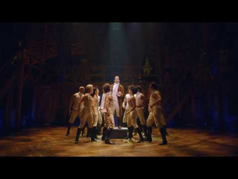 HAMILTON | Dallas Summer Musicals