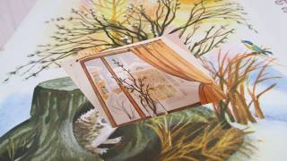 Почему осенью листопад? Слушаем рассказы.
