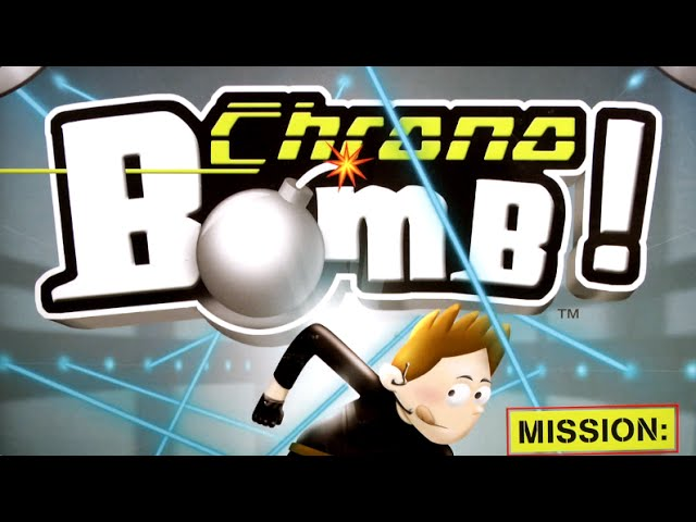 Chrono Bomb Game From Patch Products Youtube
