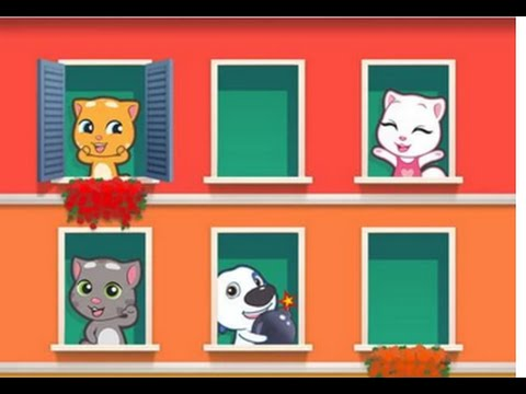 talking tom cat 2 play fun mini games tap tap android gameplay youtube. Black Bedroom Furniture Sets. Home Design Ideas