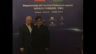 Kínai Filmfesztivál megnyitója
